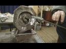 Маленьнький, крутой станок для хлодной ковки/cool machine for forging chlodna