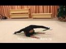 УТС в Астане по художественной гимнастике с Екатериной Пирожковой