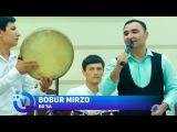Bobur Mirzo - Bo'sa | Бобур Мирзо - Буса (jonli ijro) 2017