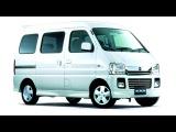 Mazda Scrum Wagon Aero Turbo PZ
