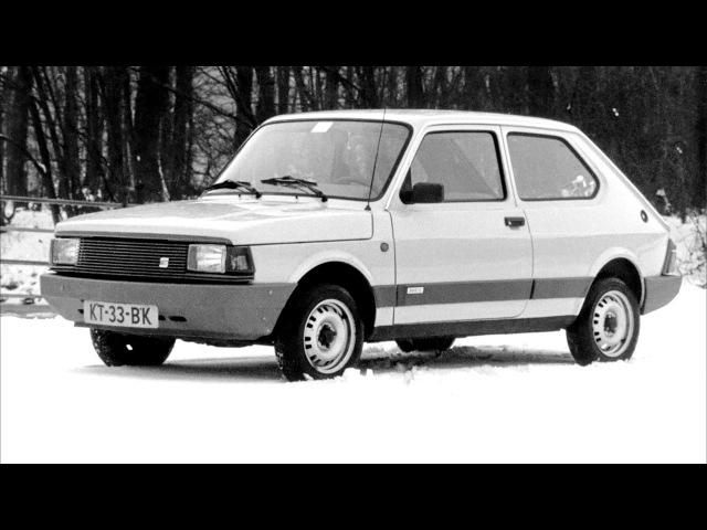 Seat Fura Dos 3 door 1983 86