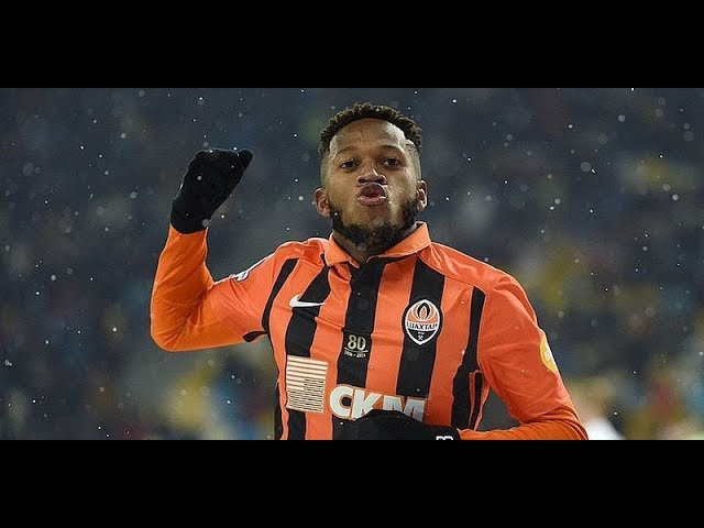 Fred Frederico Rodrigues Santos Brazilian talent skills assists and goals 2017