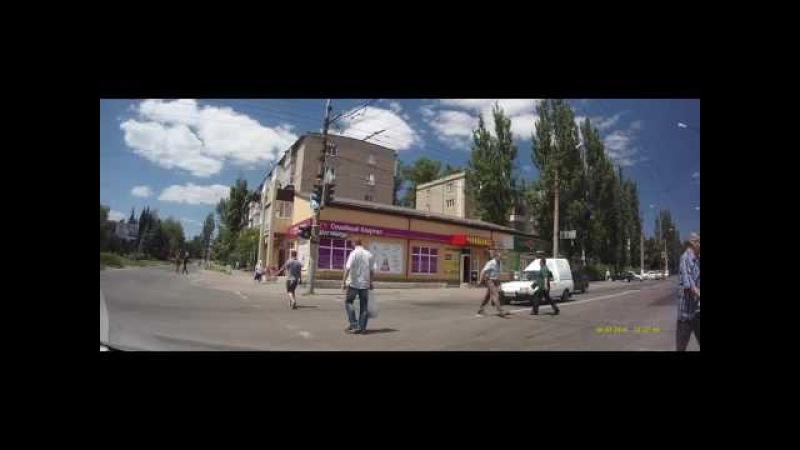 Вокруг квартала Гвардейский (762, Черемушки), Макеевка, ДНР
