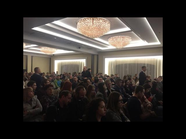 Обращение Полины Мегре к кандидату в Президенты Ксении Собчак
