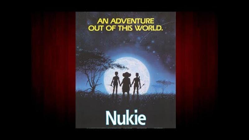Nukie O Extraterrestre 1988 Filme Raro Dublado