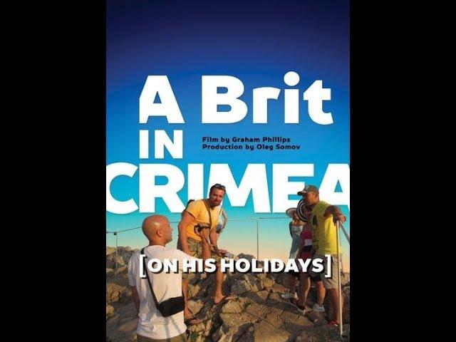 ⚡ A Brit in Crimea (on his holidays) - DocuFilm (2018) ⚡ (Британец в Крыму)