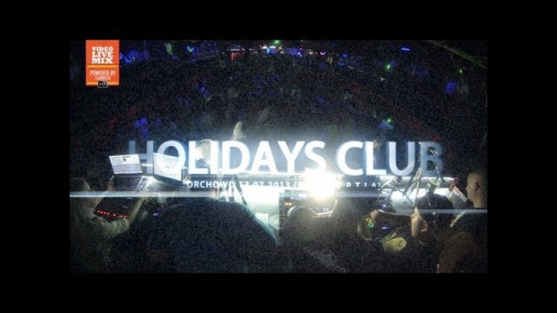 R.T.I.A© 7 Holidays Orchowo - Video Live Mix [Dutch Tigers, Clubbasse, Noiserr]