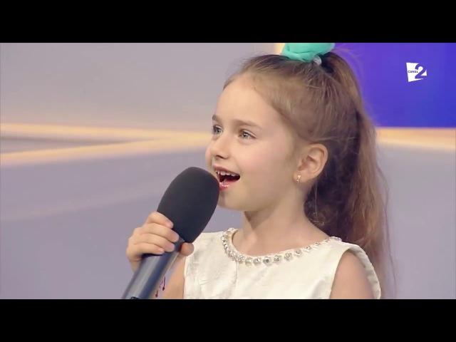 Amelia Uzun - O sole mio (Vorbe bune cu Lilu)