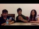 Vidyut Jammwal Adah Sharma Deven Bhojani FB live