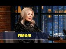Fergie Talks Opening Up on Double Duchess