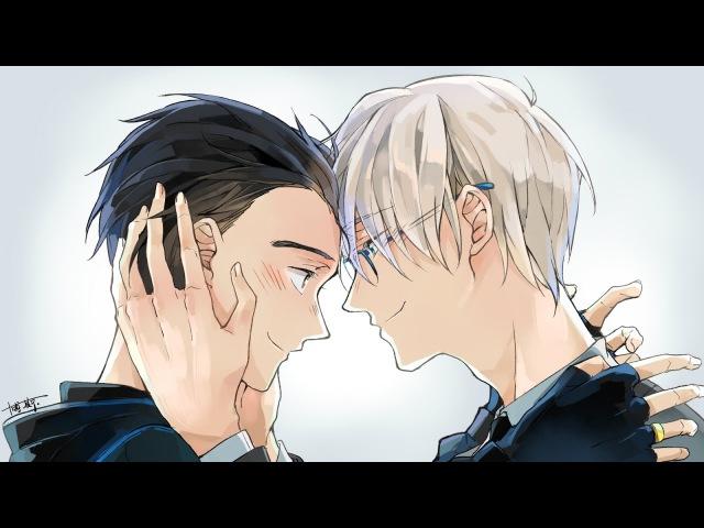 [Yuri on Ice] Falling Into You [Victor x Yuri Amv]
