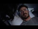 Сериал Флэш. Пробуждение Барри после освобождения. Появление Тоуна