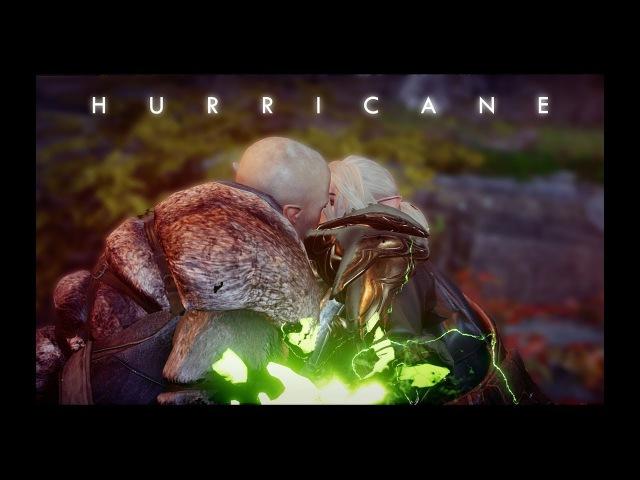 Solas Lavellan || Hurricane