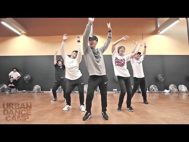 Distant Memories - Alexander Lewis X BrassTracks Just Jerk Crew Choreography URBAN DANCE CAMP