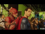 Justice League (Behind the scenes)