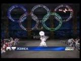 Torino 2006 Winter Olympics OC  Parade of Nations (12) KoryoSaramTV