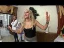 Опа Гангам Стайл & Свадебный Букет из Белых Роз