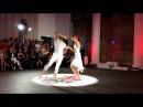 Baltic Salsa Show Cup, Sandra Saikauskaite Imantas Joneckis cuban salsa performance