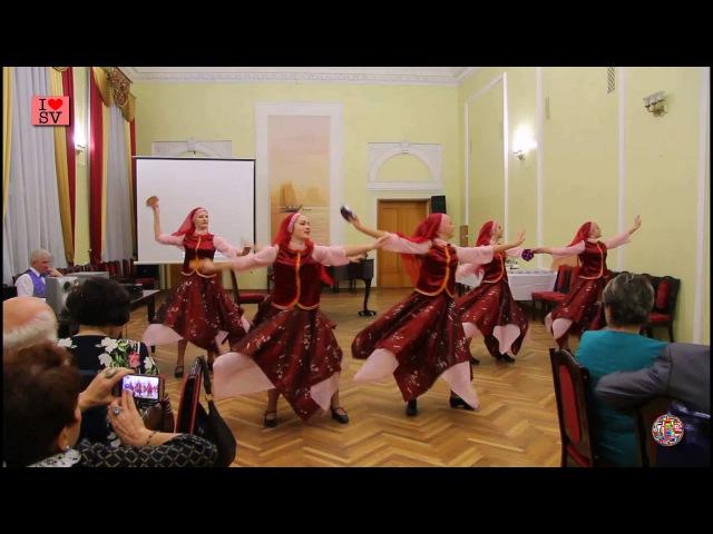 Еврейский народный танец - «Танец с бубнами» | מחול עממי יהודי - לרקוד עם תוף מרים