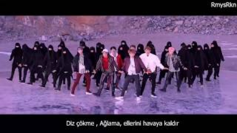 BTS~NOT TODAY (MV) TÜRKÇE ALTYAZILI