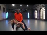 Танцы: Уэйд Лайон и Юлианна Кобцева - Чёрный бриллиант (сезон 4, серия 15)