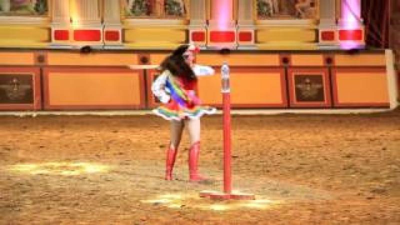 Экстрим шоу Кубанские казаки 2015