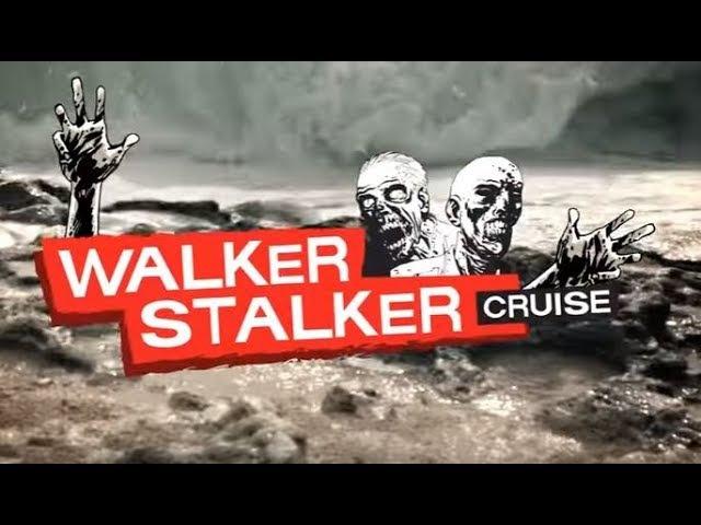Robert Kirkman, Norman Reedus, Jeffrey Dean Morgan Panel - Walker Stalker Cruise 2018 TEASER