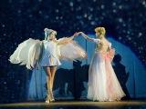 Sailor Moon Serenity Sailor Space