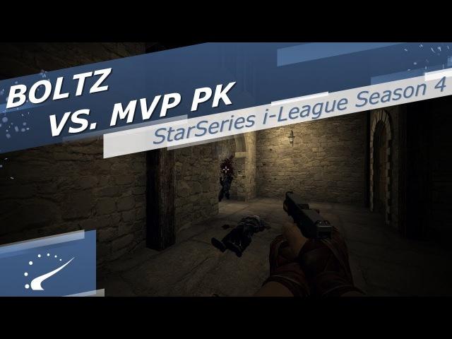 StarSeries i-League Season 4: boltz vs. MVP PK