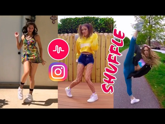 ★ Shuffle Dance New Musical.ly Compilation | Best Musical.lys 2017