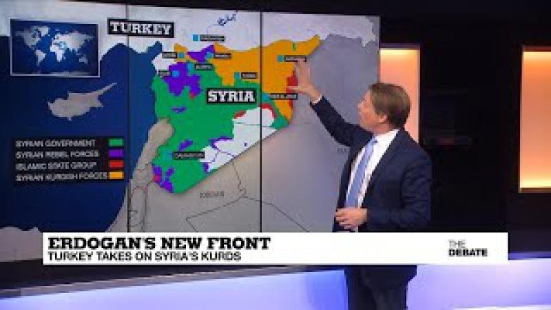 Erdogan's new front: Turkey takes on Syria's Kurds (part 1)