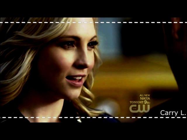 Klaus x Caroline x Tyler – Скажи, кто тебе нужен?