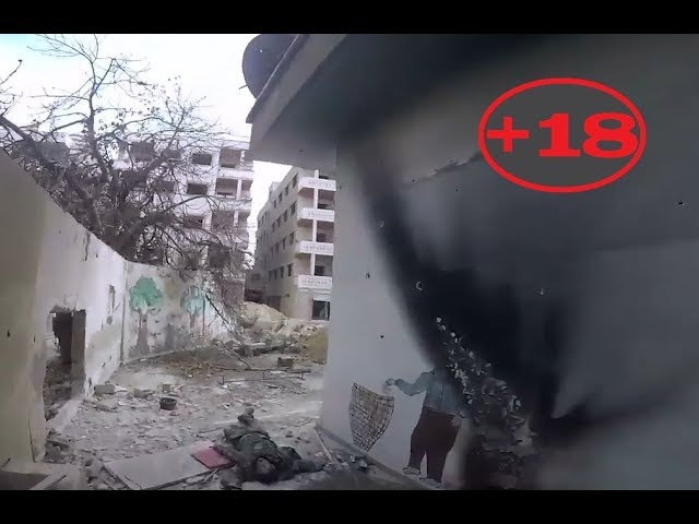 18 | Battles for Syria | January 4th - 7th 2018 | SAA lifts the siege in Eastern Damascus