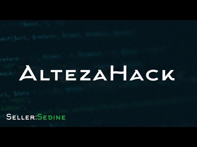 [AltezaHack] Новая функция,анти поломка Point Blank |1080p|
