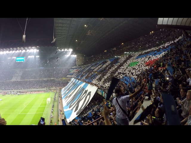 Pazza Inter Amala - Inter vs Milan 15.10.2017 3-2
