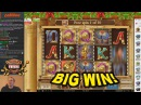 BIG WIN on Book of Dead Slot - £8 Bet!