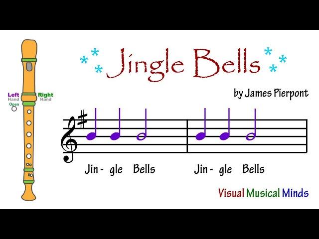 VMM Recorder Song 12: Jingle Bells