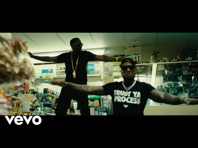 Young Jeezy Diddy - Bottles Up (Official Music Video 08.12.2017)