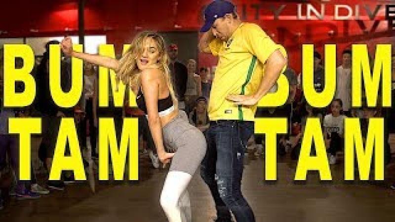 BUM BUM TAM TAM - J Balvin Future Dance   Matt Steffanina ft Chachi Gonzales