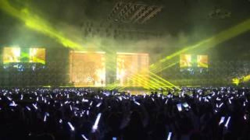 คอนเสิร์ต The EXO'luXion in BANGKOK 2015 D1 History - El Dorado