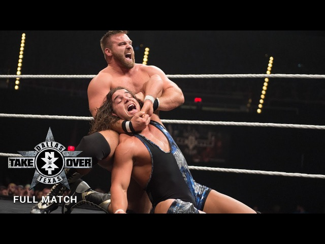 FULL MATCH - The Revival vs. American Alpha - NXT Tag Team Title Match: NXT TakeOver Dallas 2016