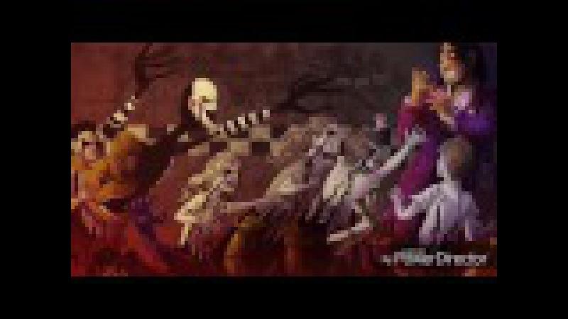 Песня фиолетового парня из Five nigths at Freddy's