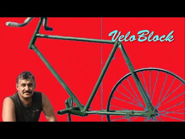 Окучивание и прополка велоблоком, и эффективнее мотоблока (ручной культиватор)