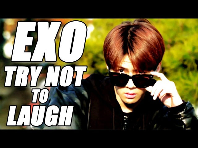 EXO - TRY NOT TO LAUGH CHALLENGE