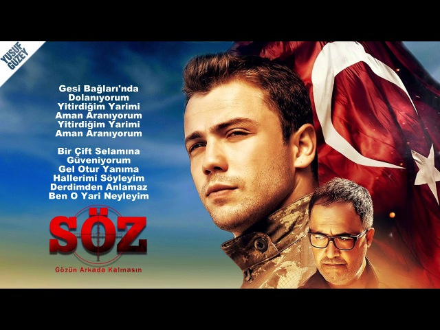 Söz Dizi Müzikleri - Gesi Bağları (Tolga Sarıtaş) Edit