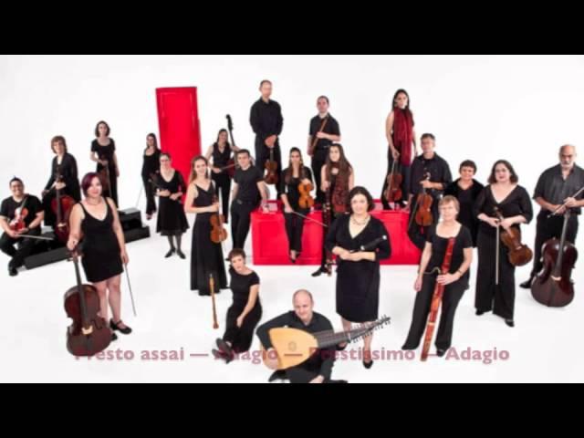 Evaristo Felice dall'Abaco: Concerto Op.5 No.3 e-moll (Philadelphia Baroque Orchestra 'Tempesta di Mare')