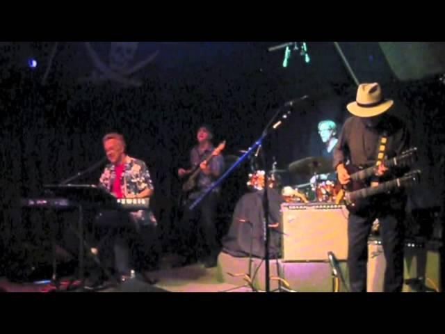 Ray Manzarek Roy Rogers Band New Dodge City Blues - 272013 - Honolulu, HI
