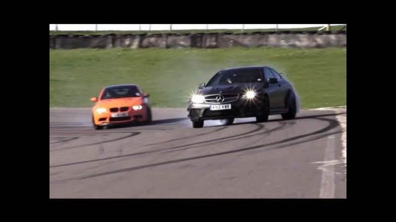 Porsche GT3 RS 4.0 v BMW M3 GTS v Mercedes C63 AMG Black Series - /CHRIS HARRIS ON CARS