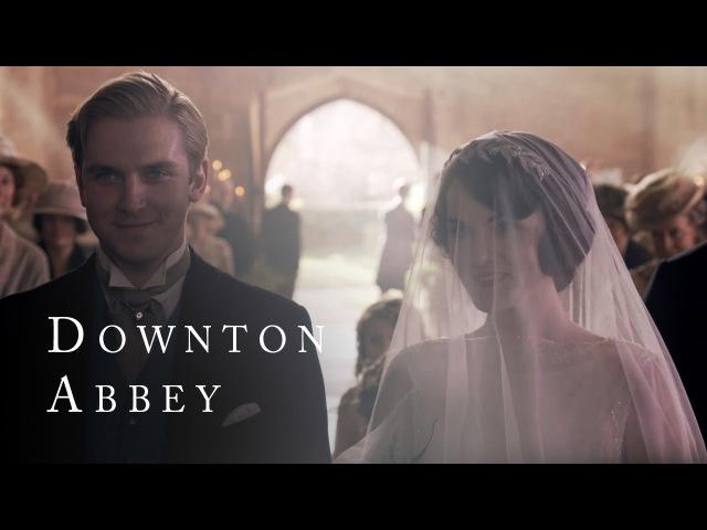 Matthew Mary's Wedding Day: Part 2 | Downton Abbey | Season 3