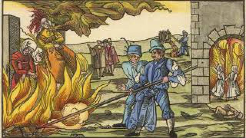 Охота на ведьм и инквизиция рассказывает историк Елена Браун